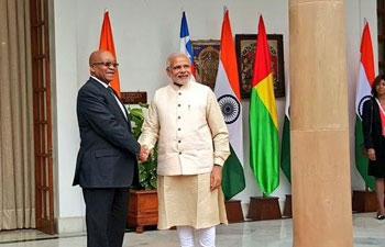 India-Africa Forum Summit 2015