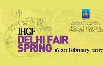 43rd IHGF Delhi Fair – Spring