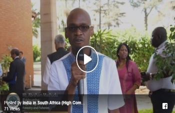 ITEC Day 2017 at High Commission of India, Pretoria, South Africa