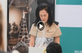 Speech of High Commissioner Ruchira Kamboj on INSV Tarini