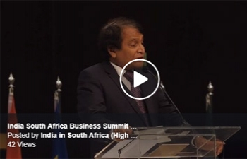 India South Africa Business Summit 2018 - Event Highlights