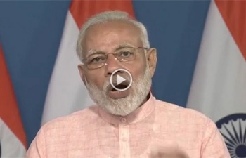 Honble Prime Minister Narendra Modi's video message on International Day of Yoga  2018 (Hindi)