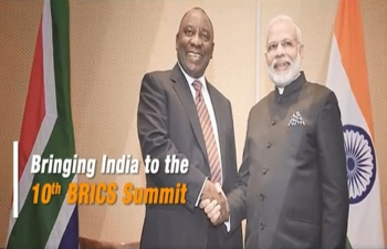 10th BRICS Summit