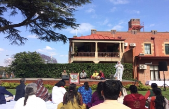 Gandhi@150: Inter faith prayer meeting on Gandhi Jayanti, 2 October 2019