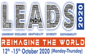 FICCI LEADS 2020 from 12-15 October 2020