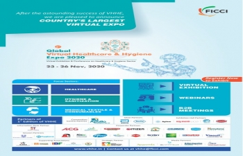 Global Virtual Healthcare & Hygiene Expo 2020: 23-26 November 2020
