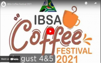 India-Brazil-South Africa Coffee Festival on 4-5 August 2021