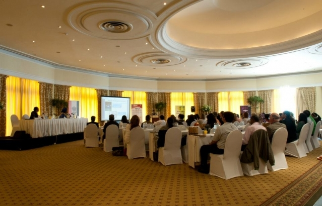 Ayurveda Conference, Johannesburg Country Club ~ 1 October 2012